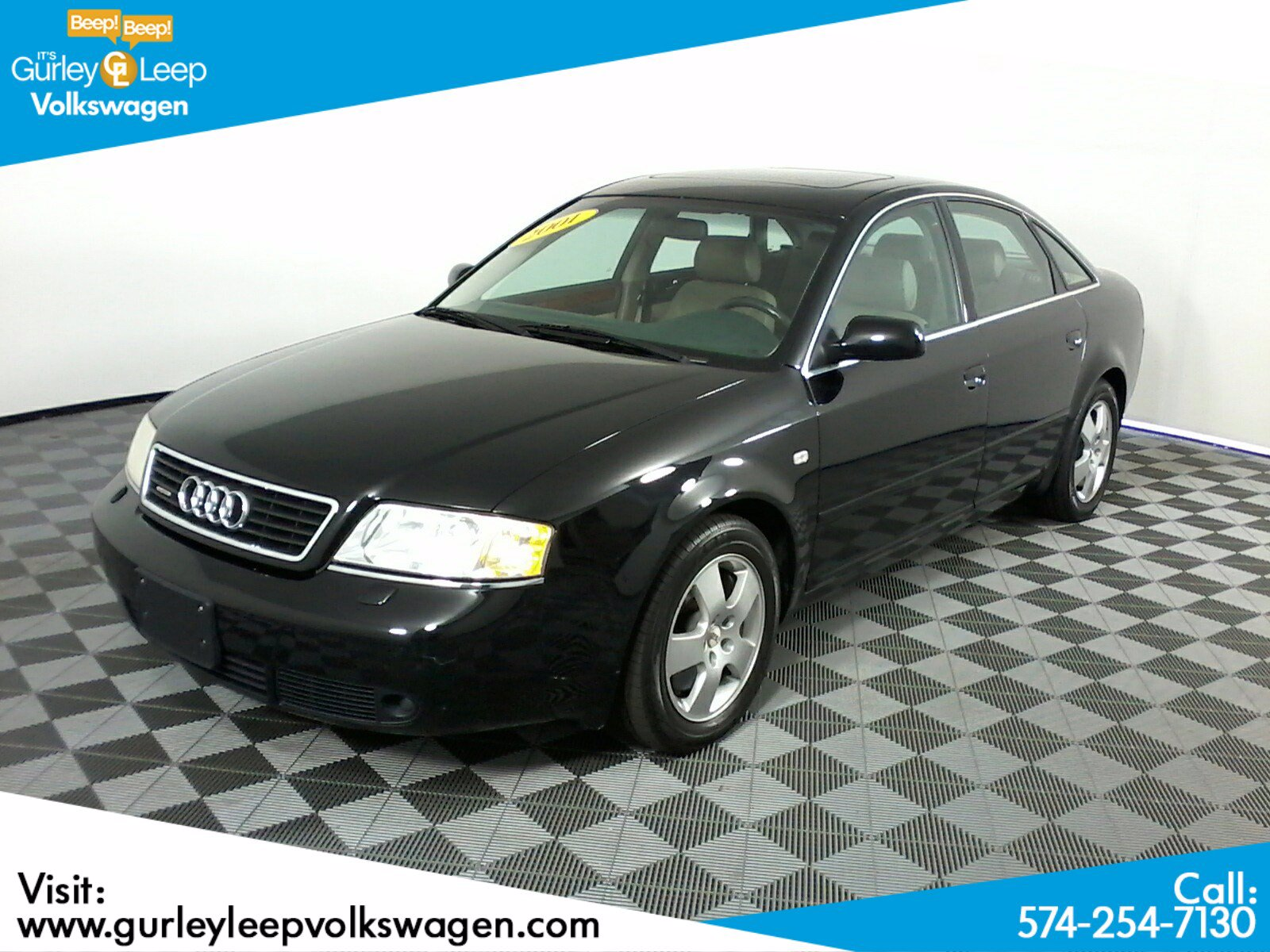 Pre-Owned 2001 Audi A6 2.7T